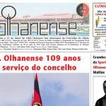 Jornal O OLHANENSE (01/05/2021)